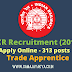 SECR Recruitment (2019) - Apply Online - 313 posts of Trade Apprentice