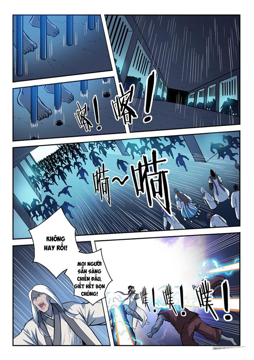 Bách Luyện Thành Thần chap 201 - Trang 14