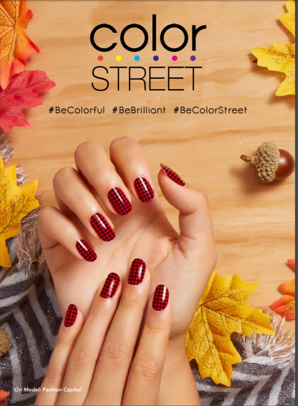 Color STREET New Fall Catalog • Keeping it Simple