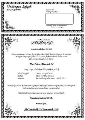 undangan aqiqah docx