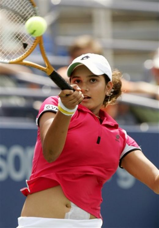 For sania mirza hot vagina