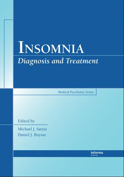 Insomnia-Diagnosis and Treatment PDF (Apr 27, 2010)