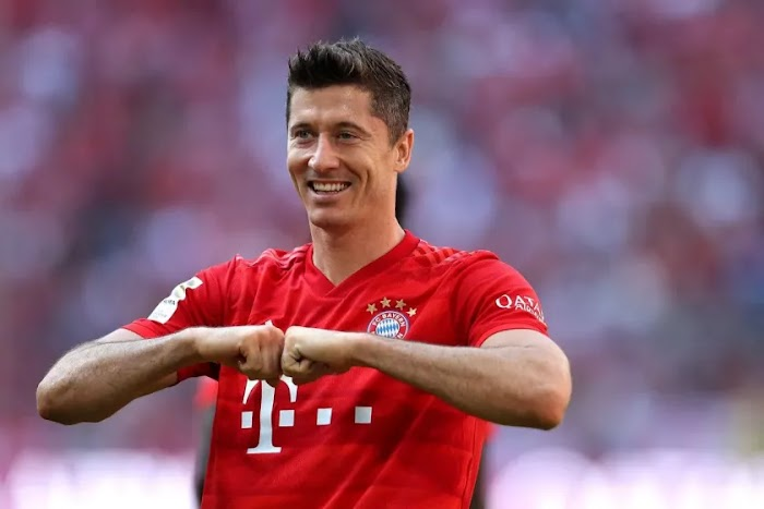 FIFA Best Player award: Lewandowski sure of beating Messi, Ronaldo