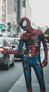 Spider Man Mobile HD Wallpaper