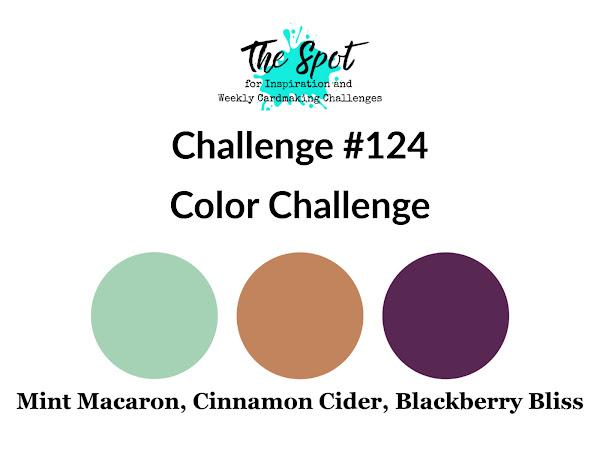 Challenge #124 - Color Challenge