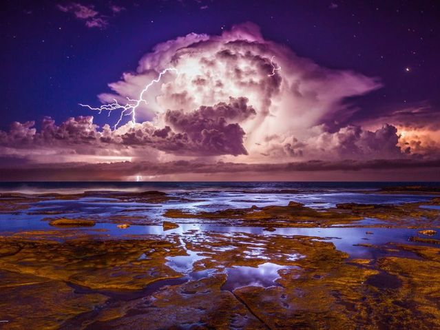 Dangerous Power of Nature