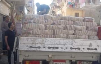 ضبط ١٩ طن سكر تمويني وتحرير ١٥ محضر لمخابز بلدية خلال حملات تموينية على الأسواق بالبحيرة