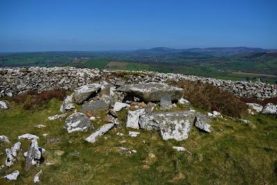 Rathcoran Hillfort and Baltinglass Passage Tombs