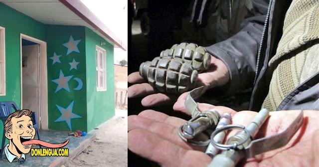 Dos niños murieron tras estallar una granada en sus manos pensando que era una pelota