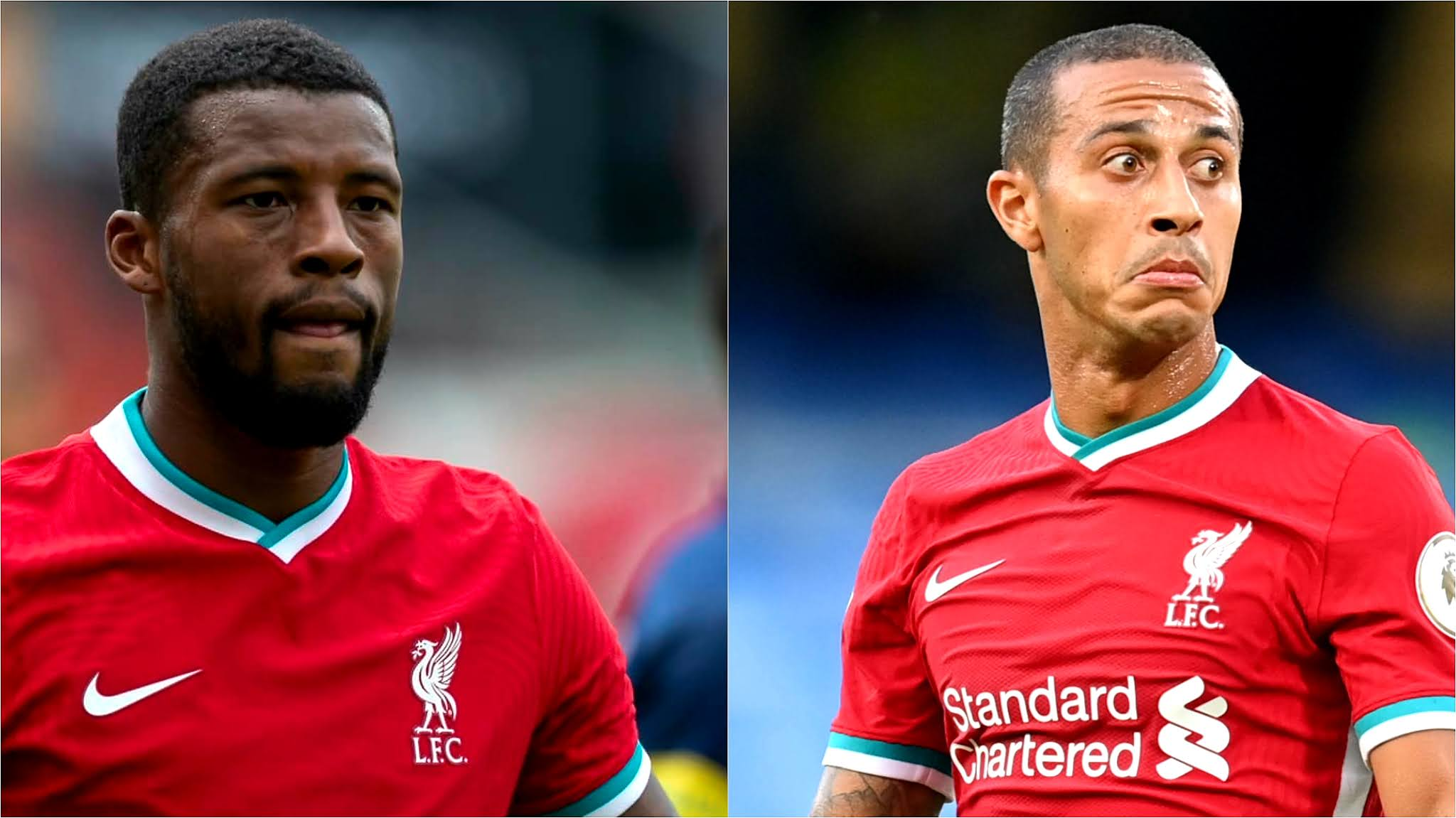 Gini Wijnaldum thinks Thiago is a perfect match for Liverpool