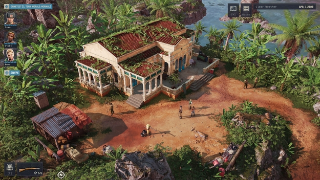Jagged Alliance 3 arrives for PC
