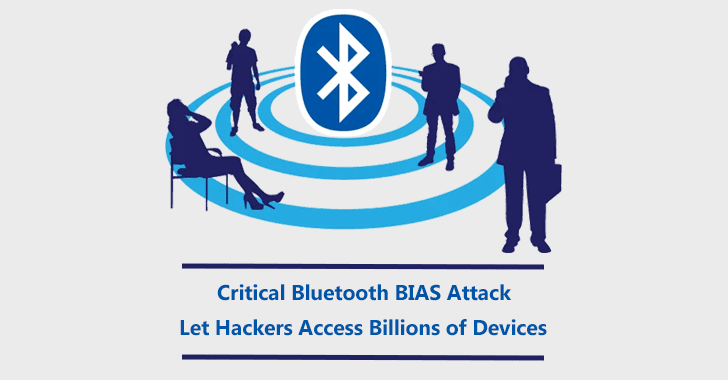 Bluetooth BIAS Attack