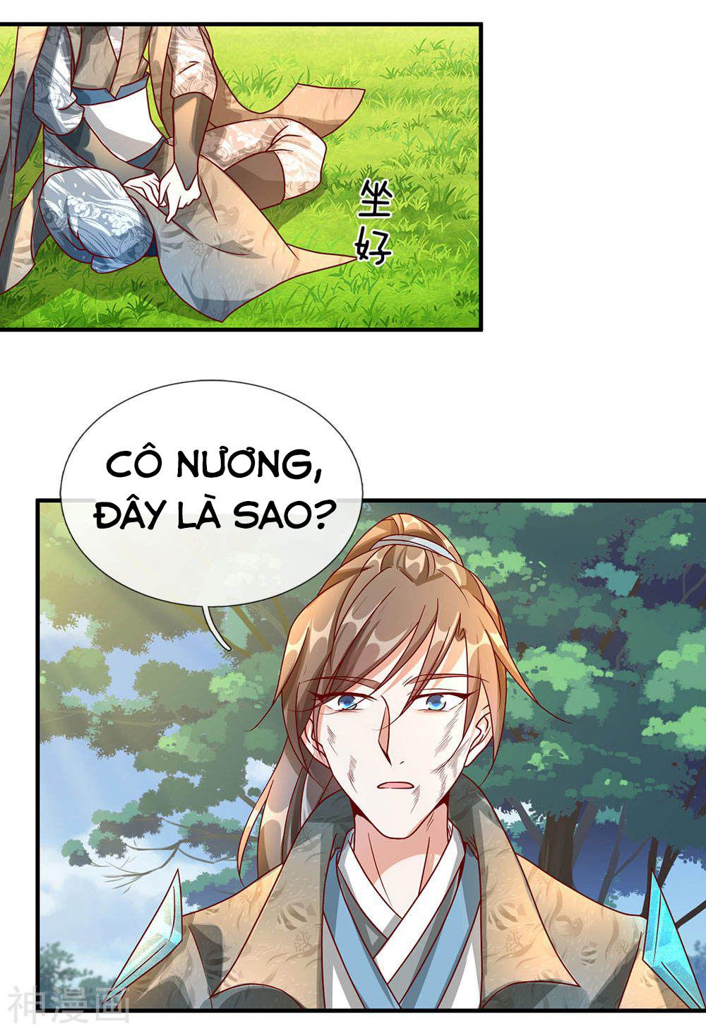 Nghịch Thiên Kiếm Thần chap 88 - Trang 14