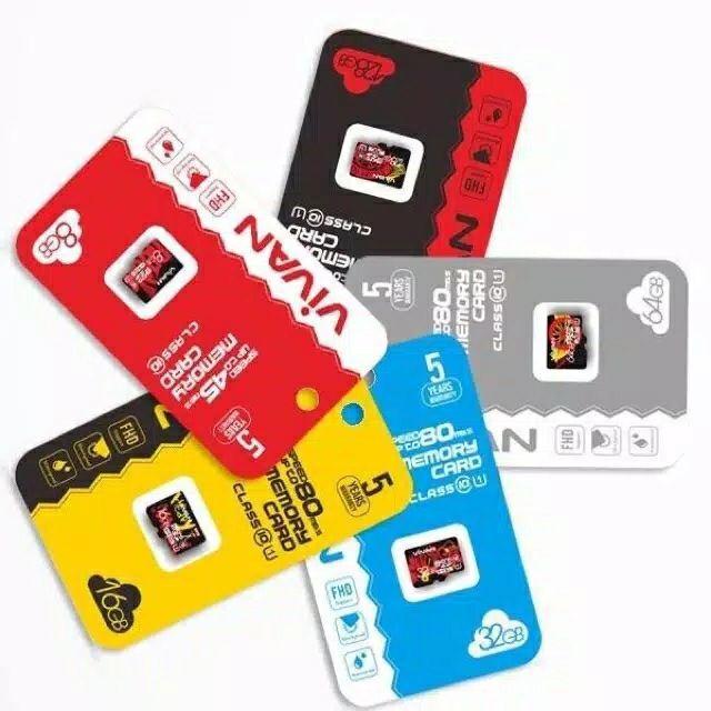 Micro SD 16GB VIVAN