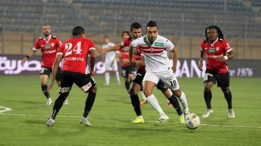 موعد مباراة الزمالك وطلائع الجيش في المواجهه الثالثة والعشرون من الدوري المصري الممتاز