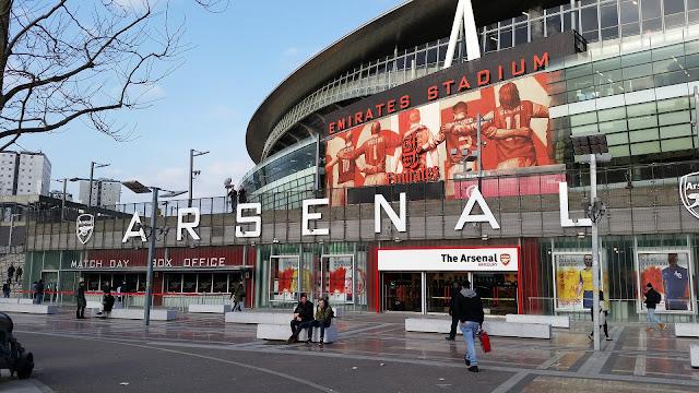 Slavia Prague 0 - Arsenal 4