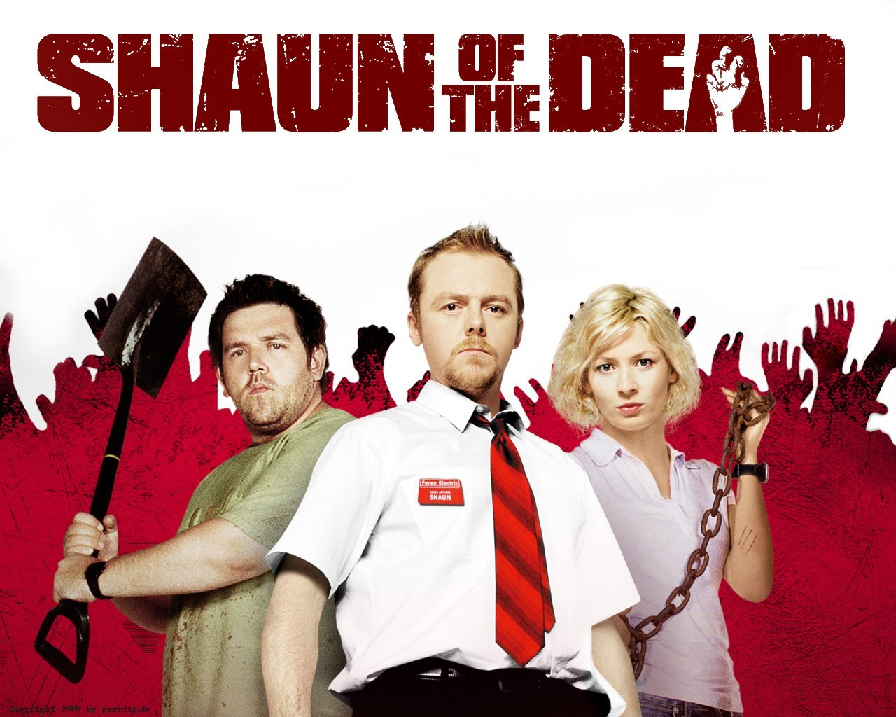 Qyro Movie Reviews Shaun Of The Dead 9 10