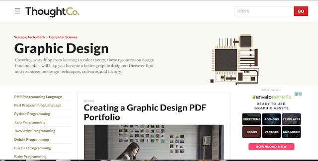 10 Situs Tutorial Desain Grafis Terbaru Terbaik 2018/2019