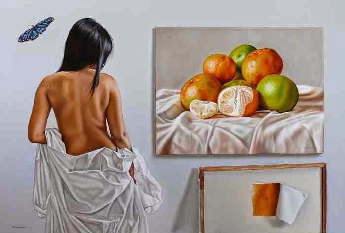 В стиле реализм. Ellery Gutierrez