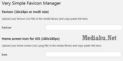 Favicon Blog Di Browser