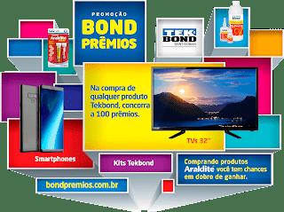 Promoção Bond Prêmios 2020