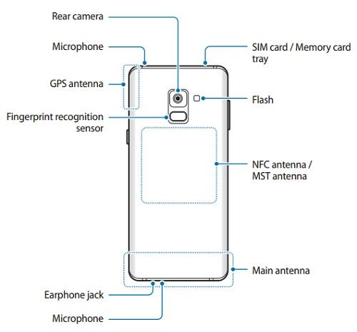 Galaxy A8 2018 SM A730