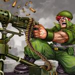 تحميل لعبة World War Warrior مهكرة للاندرويد