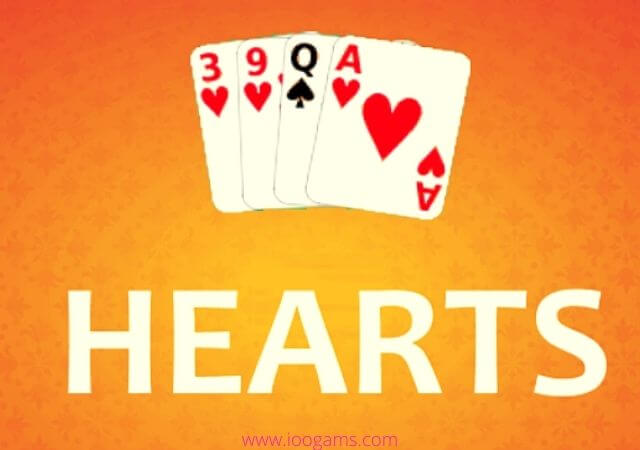 Card Game Hearts -  Card Games Online