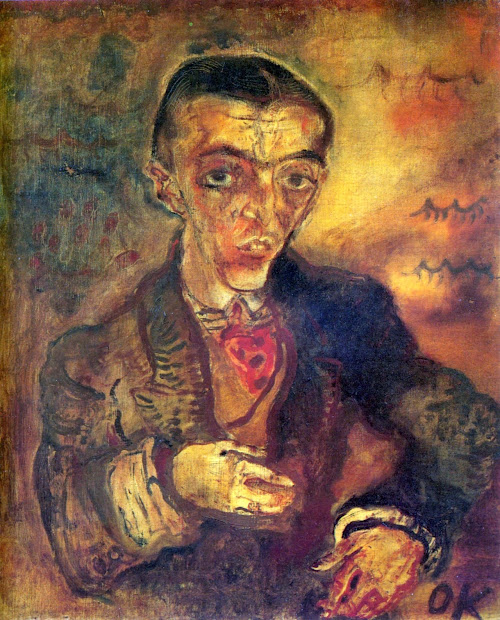 Articulate Facing Modern Portrait In Vienna 1900