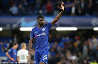 England, Nigeria and Canada join the chase for undecided Chelsea defender Fikayo Tomori