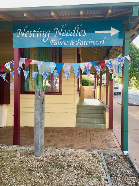 Happy Days at Nesting Needles!!!