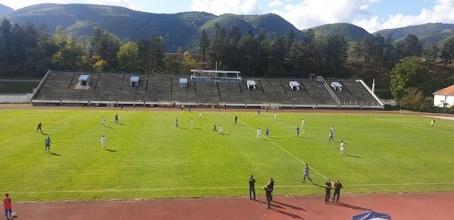 Druga liga Crne Gore: Jezero ubjedljivo protiv Arsenala