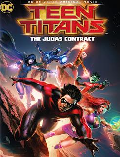 Los Jóvenes Titanes: El contrato de Judas (2017)