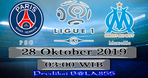 Prediksi Bola855 Paris Saint Germain vs Marseille 28 Oktober 2019