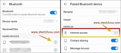 how-to-share-the-internet-via-bluetooth-on-android
