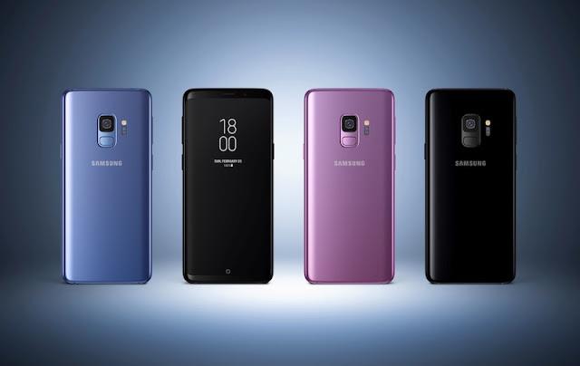 Tổng hợp rom full (Android 8 – 9) cho Samsung S9 (SM-G960)