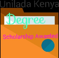 Scholarship awarded