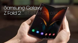 Spesifikasi dan Harga Samsung Galaxy Z Fold 2 Terbaru