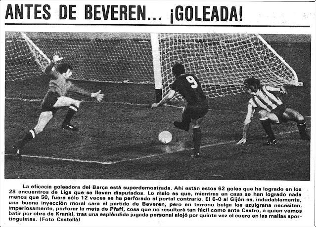 Mundo Deportivo Sporting Gijón 1979