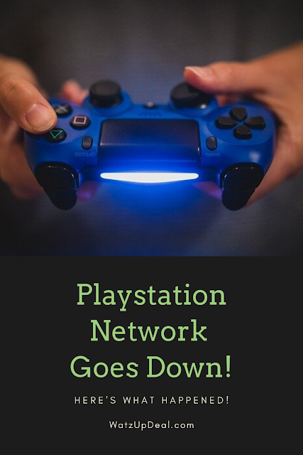 Playstation Network Servers Goes Down. Here's What Happened!