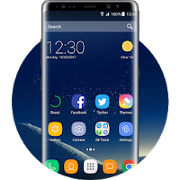 Next S8 Edge Style Launcher Apk free Download for Android