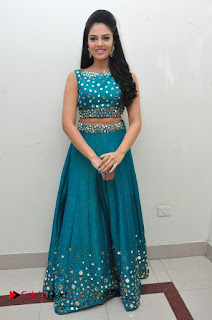 Sree Mukhi Pictures at Gentleman Audio Launch 0156