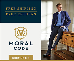We believe that premium leather shoes and accessories should always be obtainable. That style and fashion aren't exclusive clubs. That luxury should never be a luxury. For these very reasons, we created Moral Code.