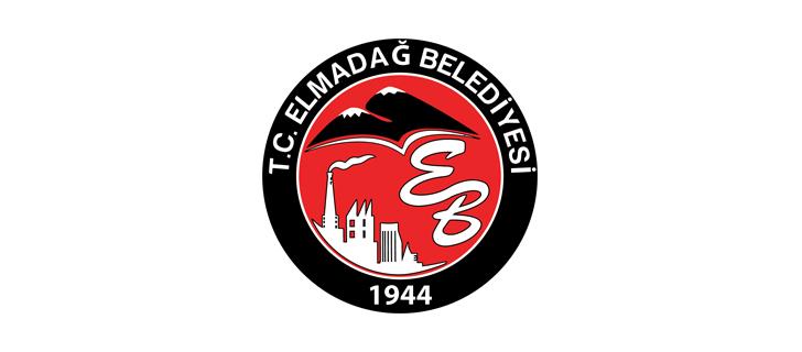 Ankara Elmadağ Belediyesi Vektörel Logosu