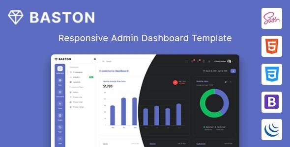 Admin & Dashboard Template