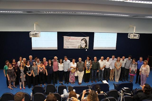 Docentes participantes do Colóquio Sandra Lencioni