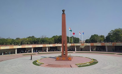 First anniversary of National War Memorial being observed today
