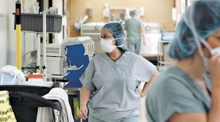 Canadá – COVID-19: los trabajadores de la salud sacrificados por el Estado capitalista quebequense 1