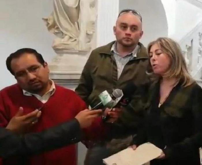 Poppe por Chuquisaca y Torrez por Tarija fiscalizarán concesiones en ambos departamentos / RRSS