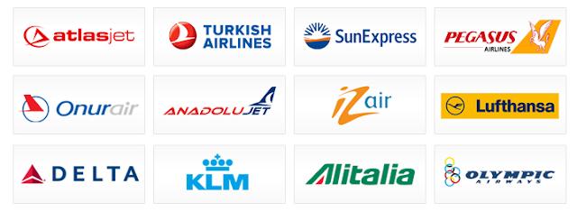uçak firmaları